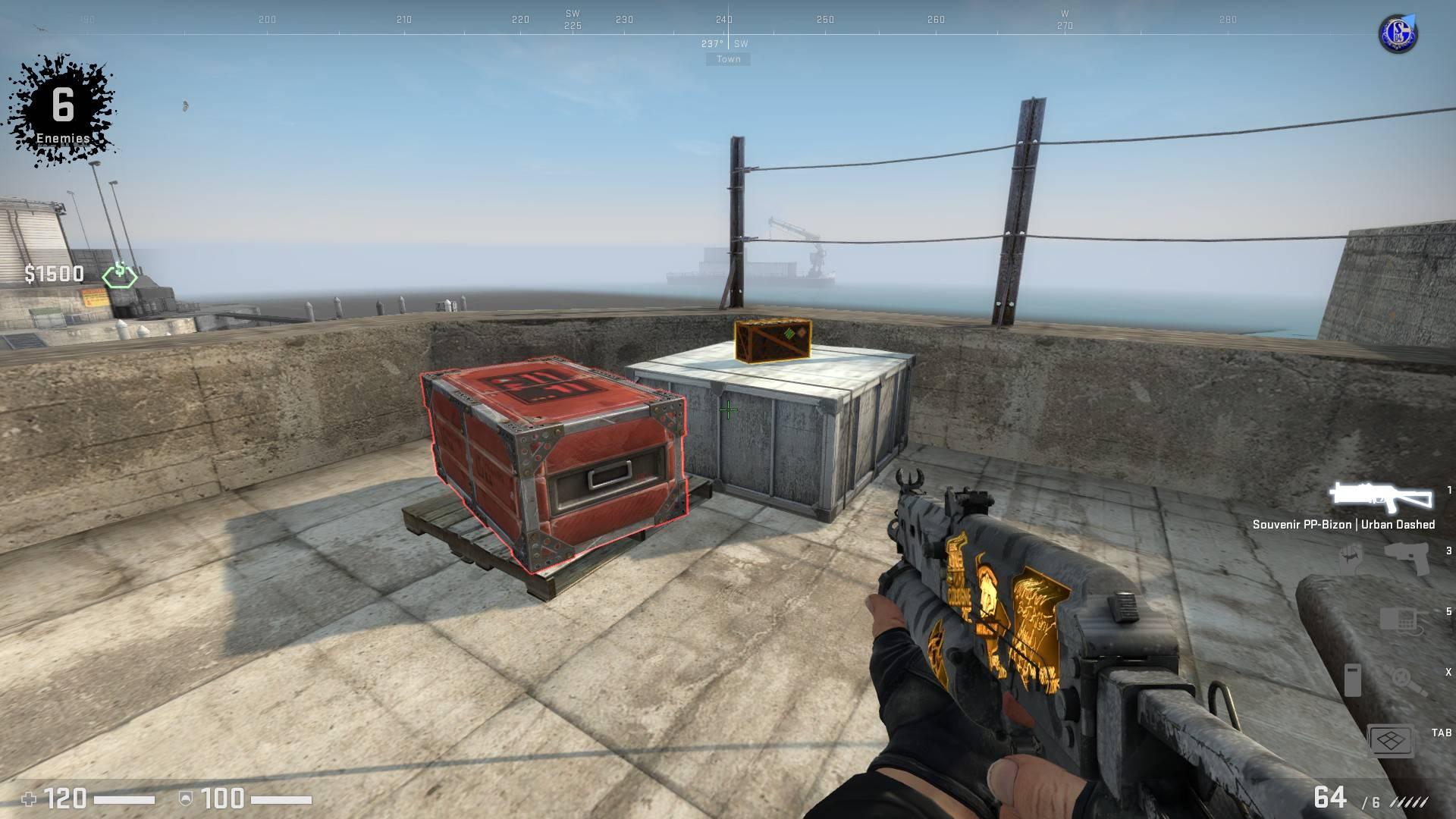 cs go danger zone ammo
