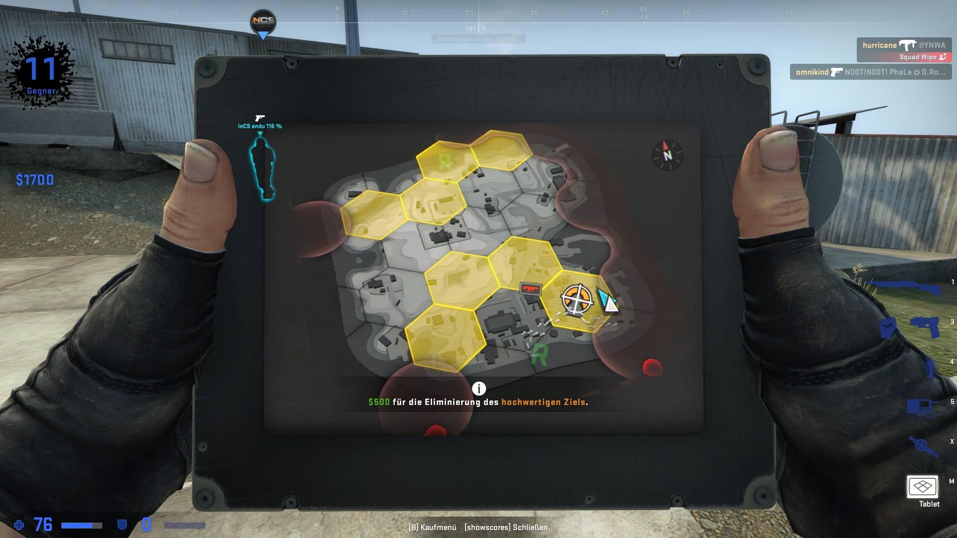 cs go danger zone bonus mission