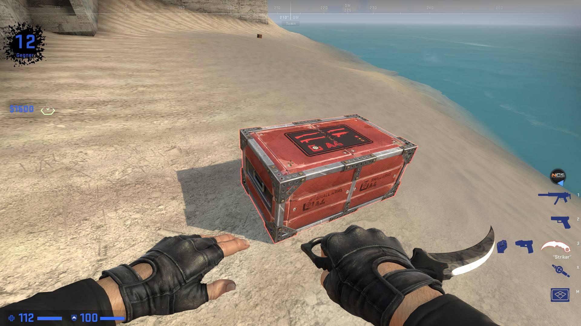cs go danger zone weapon crate