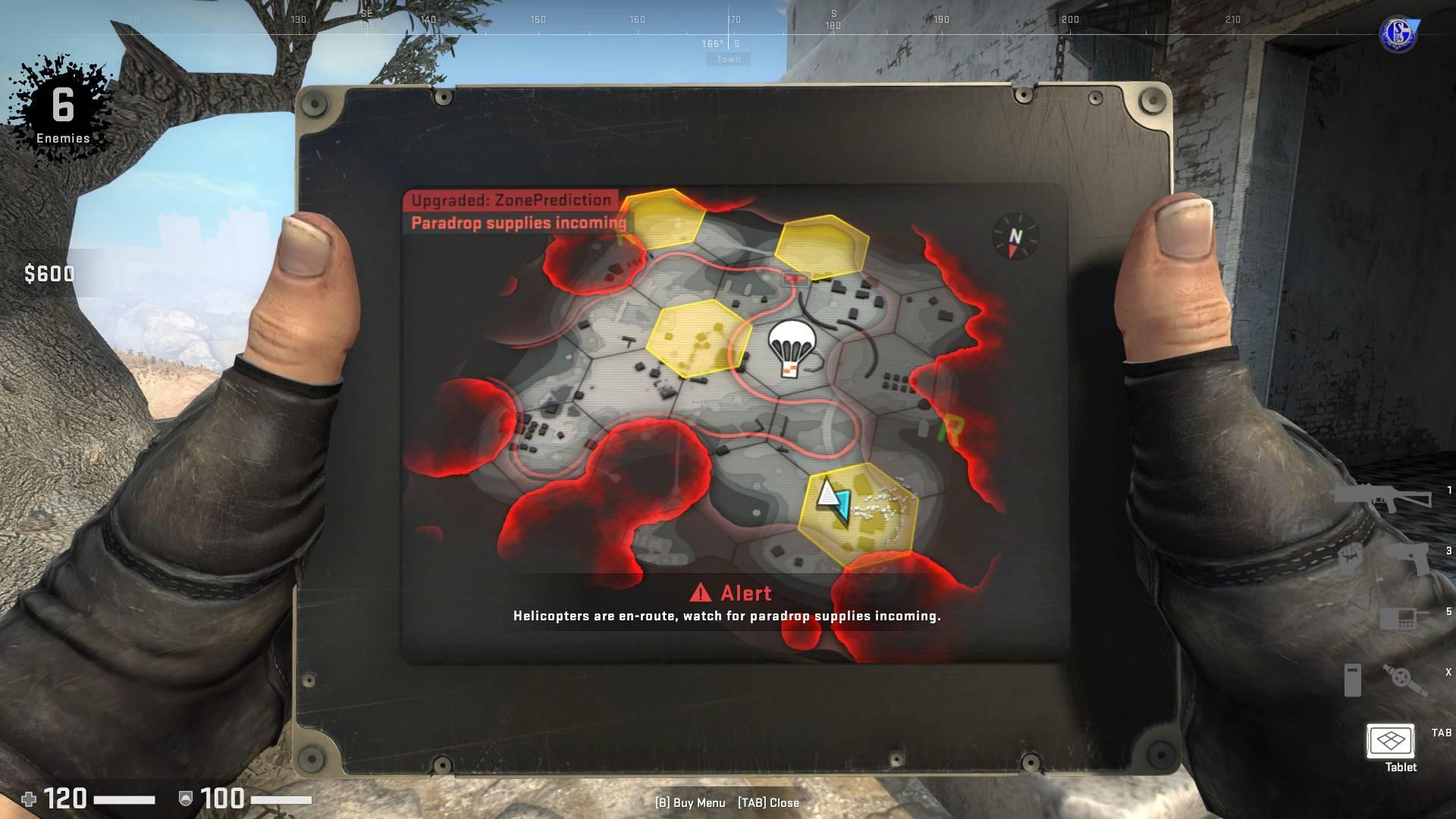 cs go danger zone tablet upgrade