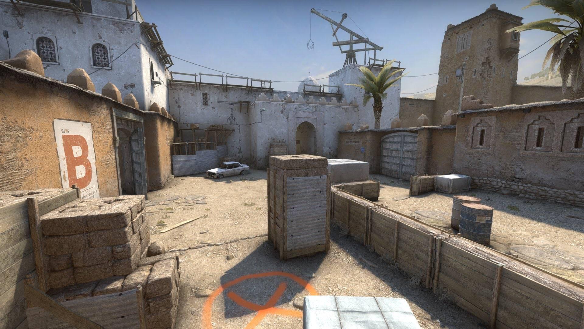 de_dust2 cs go