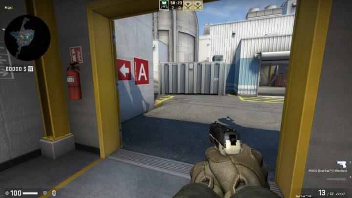CS:GO Schattenqualität Hoch