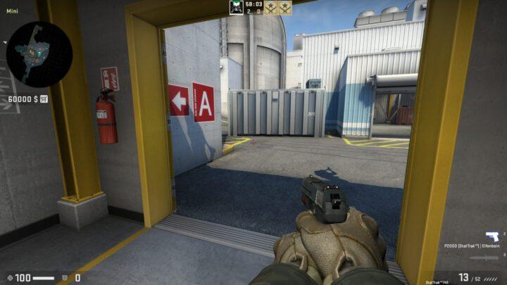 CS:GO Schattenqualität Mittel
