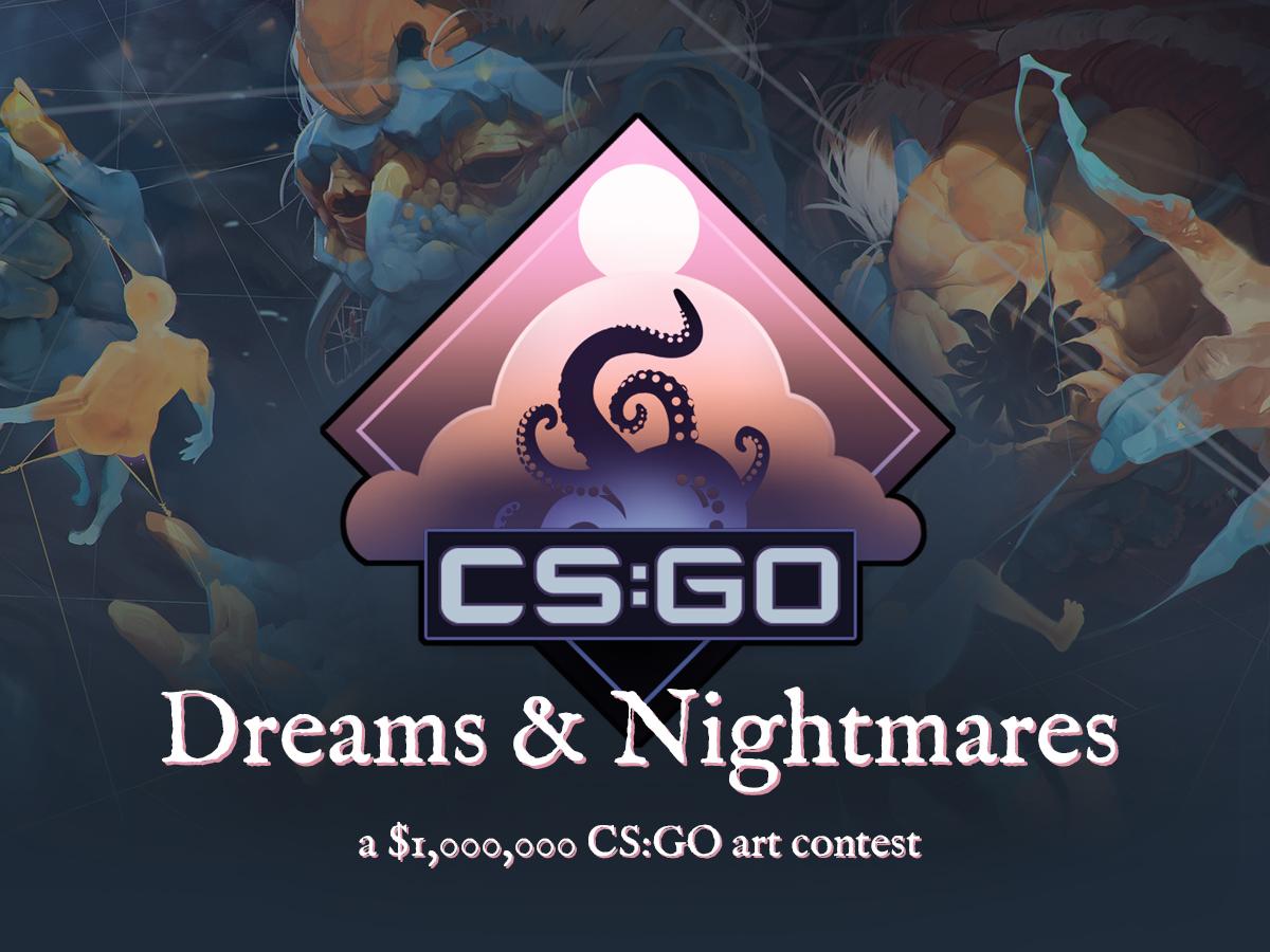 cs go skin contest träume & alpträume
