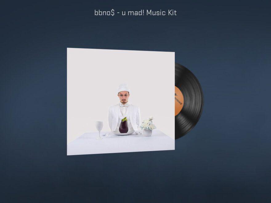 bbno$ cs go music kit